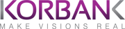 KORBANK dla biznesu Logo