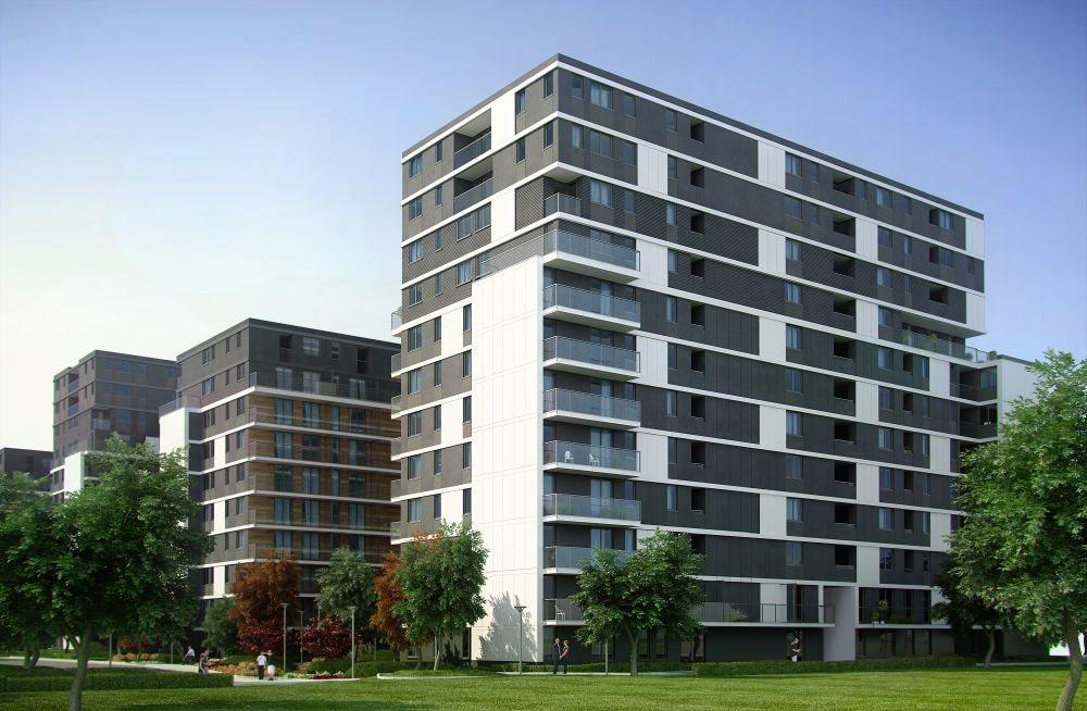 Nowe centrum południowe - Wrocław - Korbank